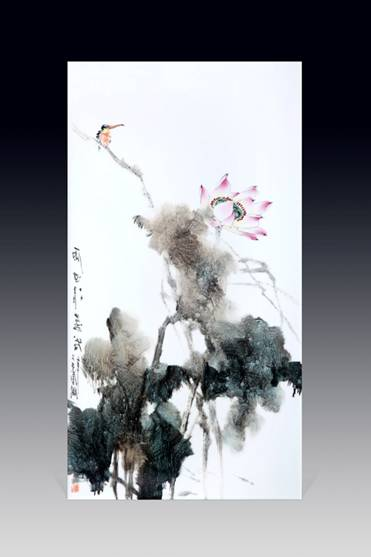 陶壶天空之城乐谱-喻冬华: 《清气满乾坤》瓷瓶   高奋荣: 《方竹》壶   吴淑英: 《观海